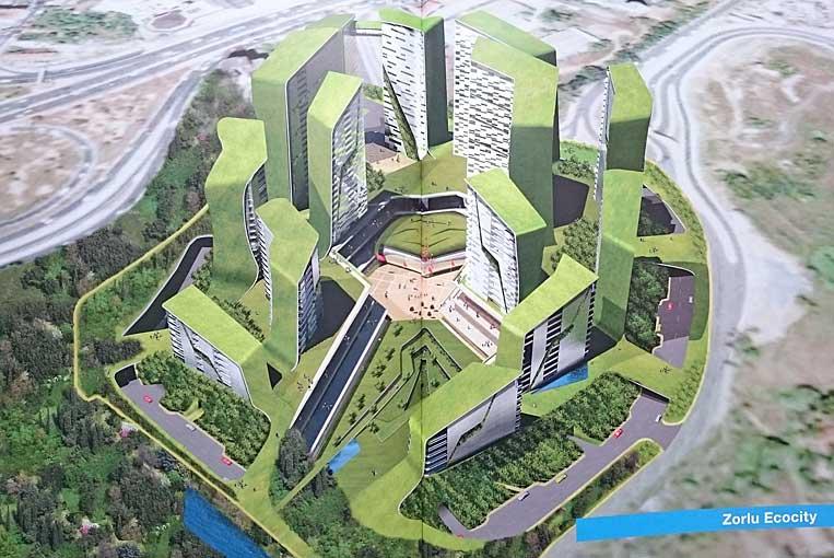 High Tech Architektur: High-Tech-ÖkoArchitektur Und -Stadtplanung